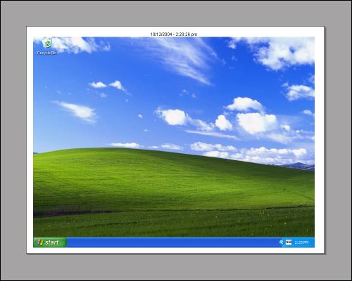 how to take print screen in windows